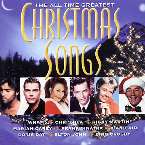 all time greatest christmas songs bonus tracks various artists songs reviews credits. Black Bedroom Furniture Sets. Home Design Ideas