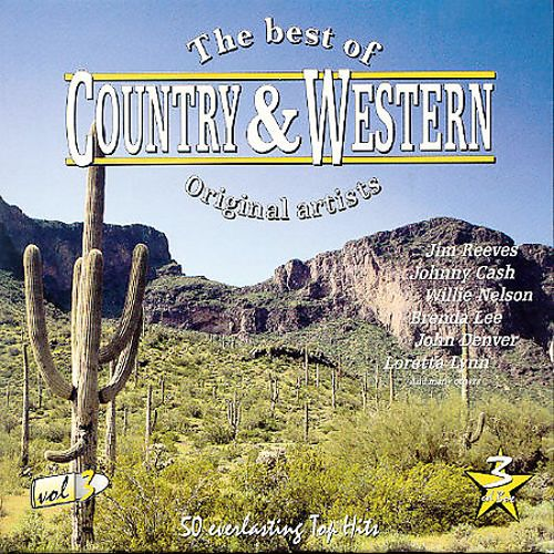 Best of Country & Western, Vol. 3