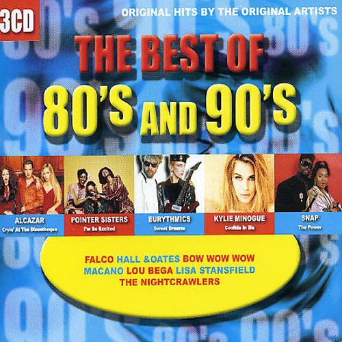 Best of the 80's & 90's [Paradiso]