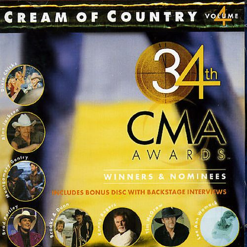 Cream of Country, Vol. 4
