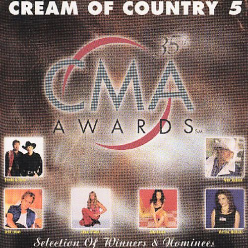 Cream of Country, Vol. 5