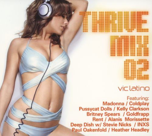 Thrivemix, Vol. 2: Mixed by Vic Latino