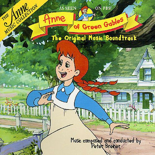Anne of Green Gables: Animated Anne for Children