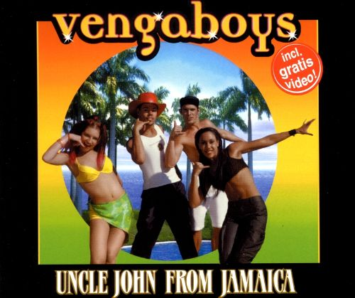 Uncle John from Jamaica
