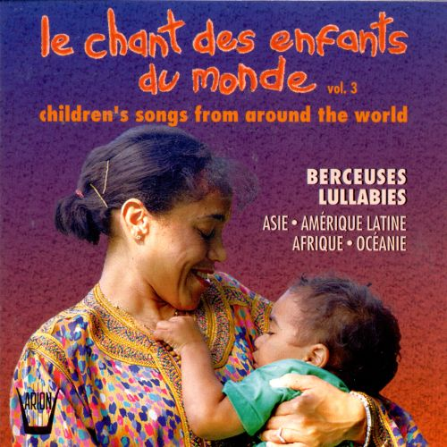 Children's Songs from Around the World, Vol. 3