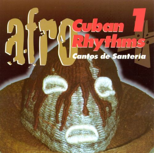Afro Cuban Rhythms, Vol. 1