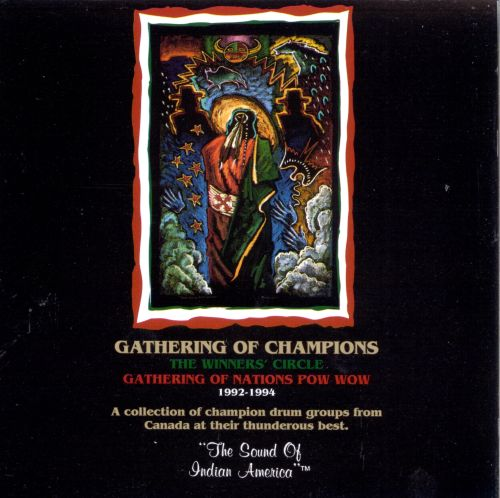 Gathering of Nations Pow Wow 1992-1994