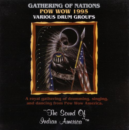 Gathering of Nations Pow Wow 1995