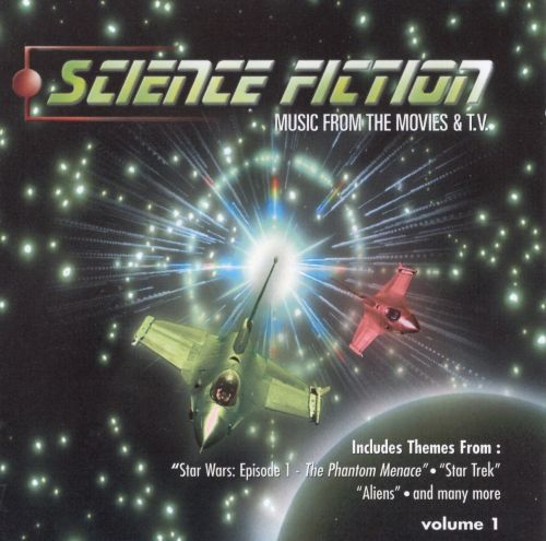Science Fiction Movies & TV, Vol. 1