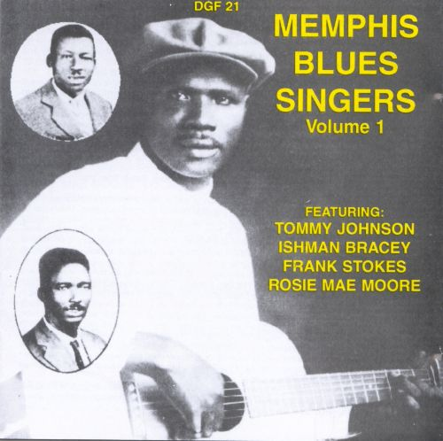 Memphis Blues Singers, Vol. 1