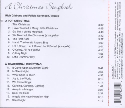 A Christmas Songbook