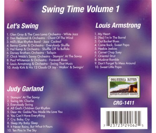 Swing Time, Vol. 1 [Columbia River]