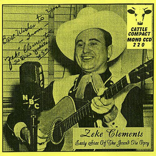 Early Star of the Grand Old Opry