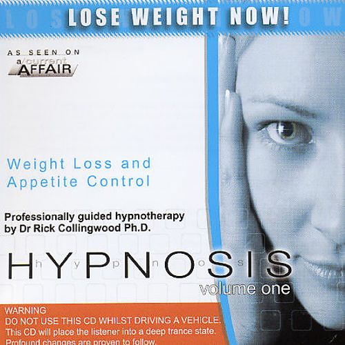 Hypnosis, Vol. 1: Weight Loss and Appetite Control