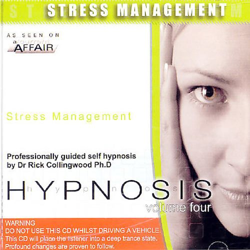 Hypnosis, Vol. 4: Stress Management
