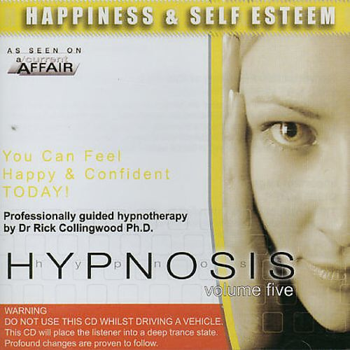 Hypnosis, Vol. 5: Happiness and Self Esteem