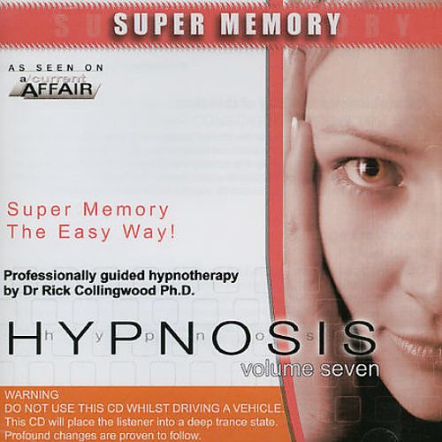 Hypnosis, Vol. 7: Super Memory