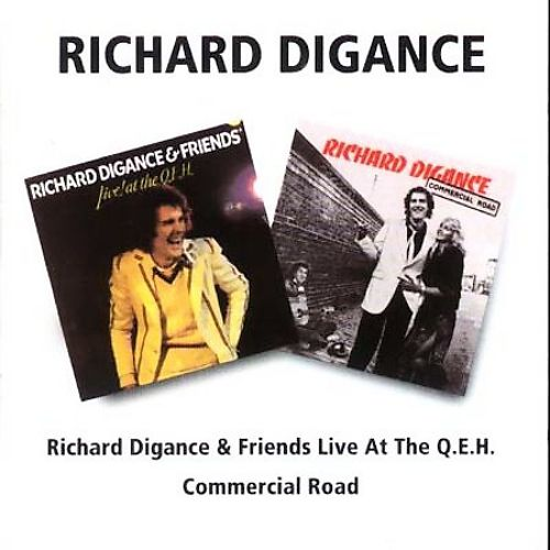 Richard Digance & Friends Live at the Q.E.H./Commercial Road