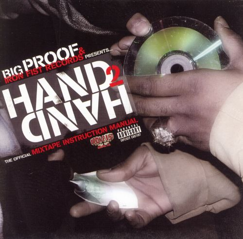 Hand 2 Hand: Official Mixtape Instruction Manual