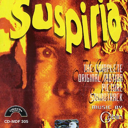 Suspiria [Original Motion Picture Soundtrack]