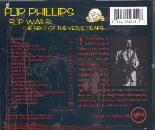 Flip Wails: The Best of the Verve Years