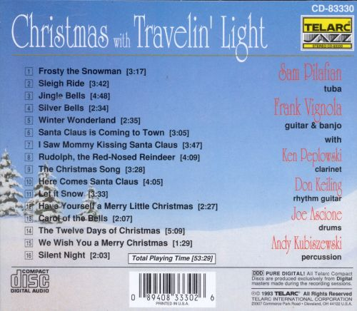 Christmas with Travelin' Light