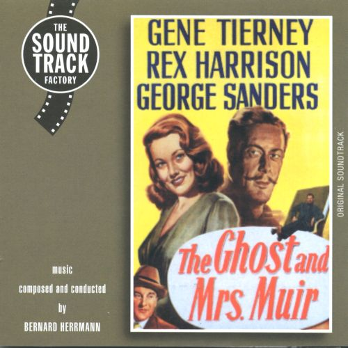 Ghost and Mrs. Muir [Soundtrack Factory]