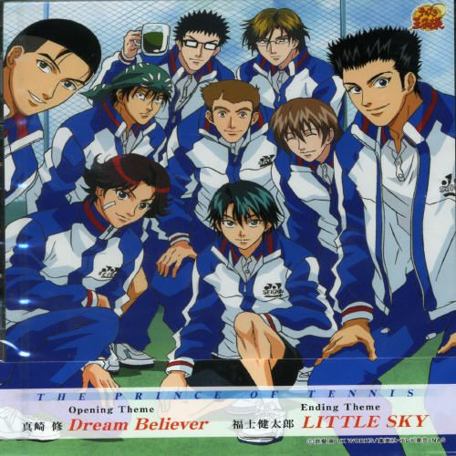 Prince of Tennis: 2005 Op & Ed Themes