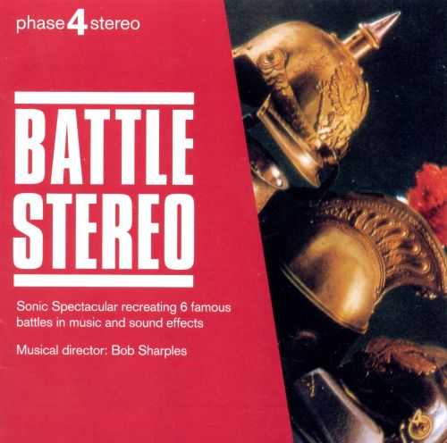 battle stereo sonic spectacular recreating six famous battles in
