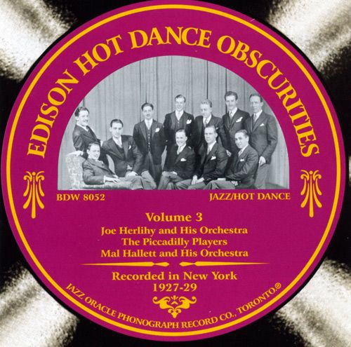 Edison Hot Dance Obscurities, Vol. 3