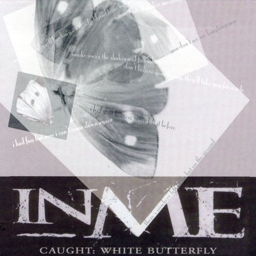Caught: White Butterfly