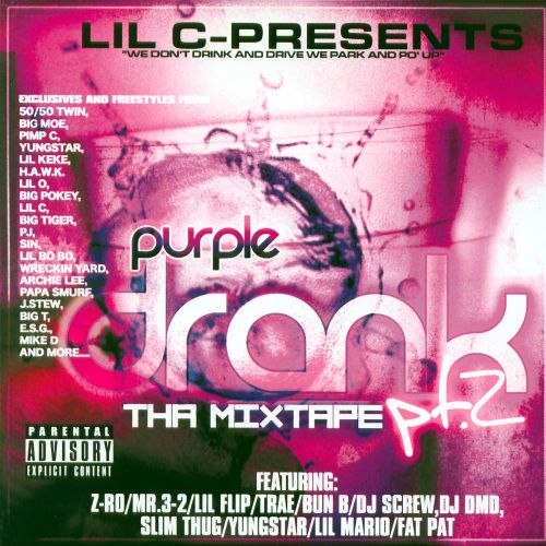 Purple Drank, Tha Mixtape, Vol. 2