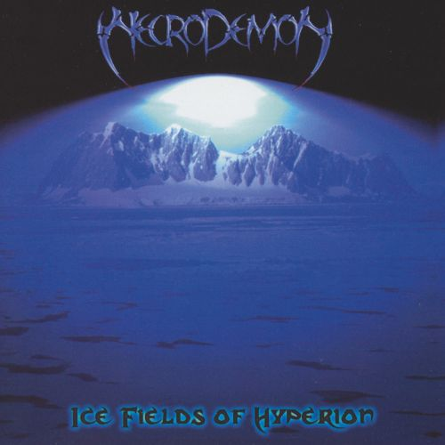 Ice Fields of Hyperion