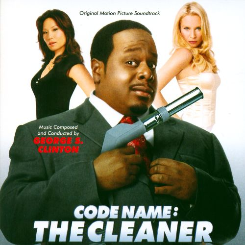 Code Name: The Cleaner [Original Motion Picture Soundtrack]