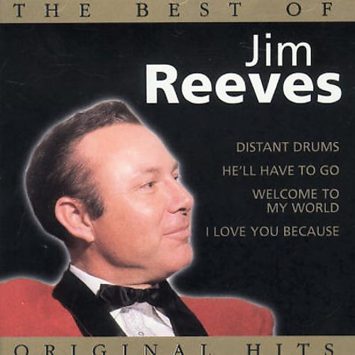 The Best of Jim Reeves [Paradiso Communications]