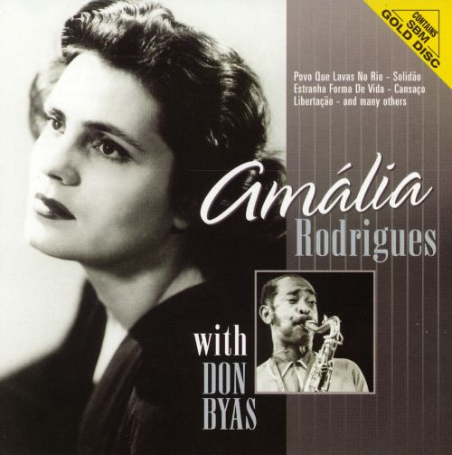 Amalia Rodrigues with Don Byas