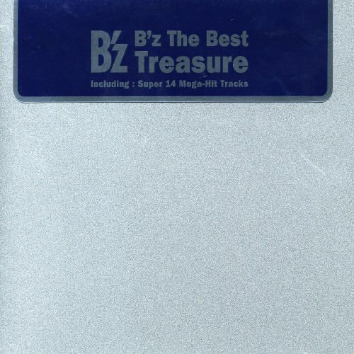 "Image result for B'z The Best ""Treasure"""