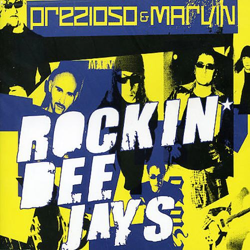 Rockin' Deejays [4 Track Single]