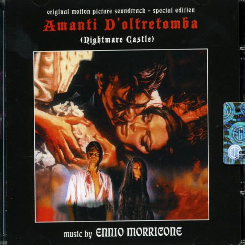 Amanti d'Oltretomba (Nightmare Castle) [Original Motion Picture Soundtrack]