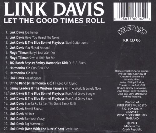 Let the Good Times Roll, 1948-1963