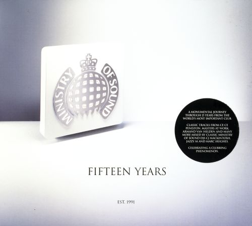 Ministry of Sound: Fifteen Years