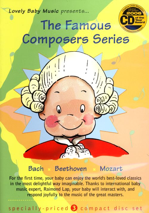 The Famous Composers Series