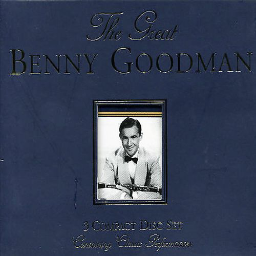 The Great Benny Goodman [RedX]