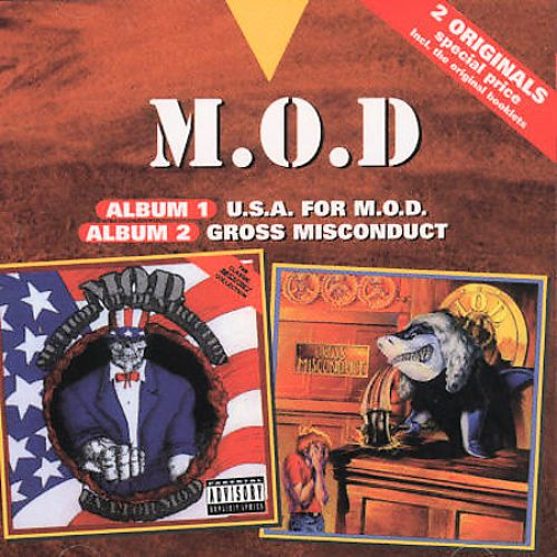 U.S.A. for M.O.D./Gross Misconduct