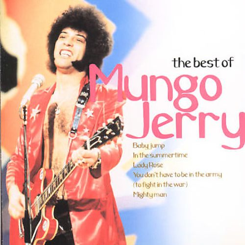 the very best of mungo jerry songs