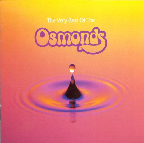 The Very Best of the Osmonds [Polydor]