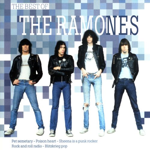 The Best of the Ramones [Disky]