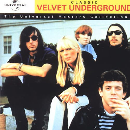 Classic velvet underground the universal masters for Classic underground house tracks