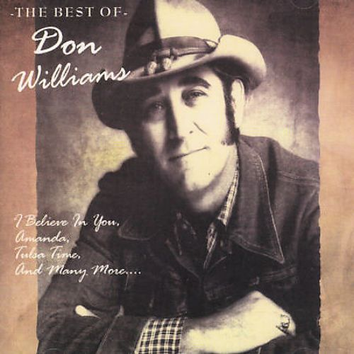 Best of Don Williams [Mra]