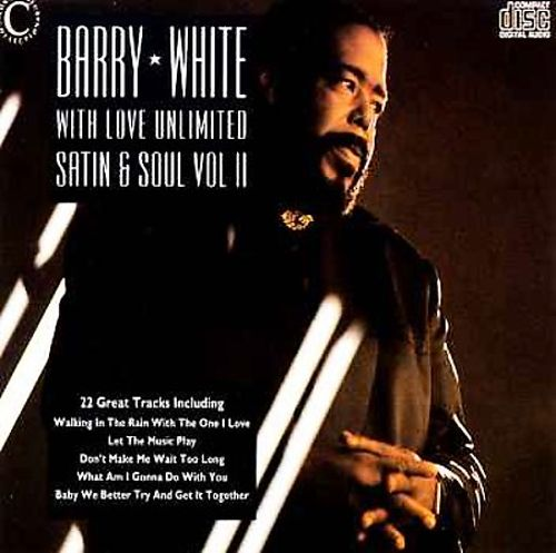 Satin & Soul, Vol. 2: Best of Barry White